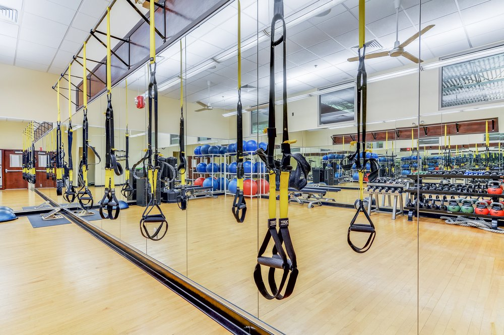 RWJ Fitness & Wellness Center - Hamilton