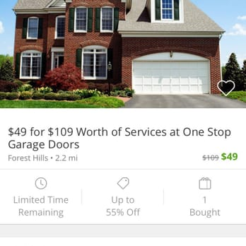 Photo Of One Stop Garage Door Fresh Meadows Ny United States