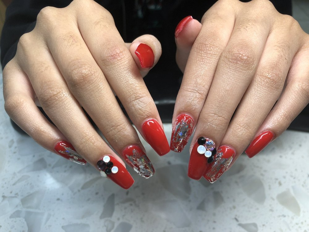 Pro Nails: 1139 E Marion St, Shelby, NC
