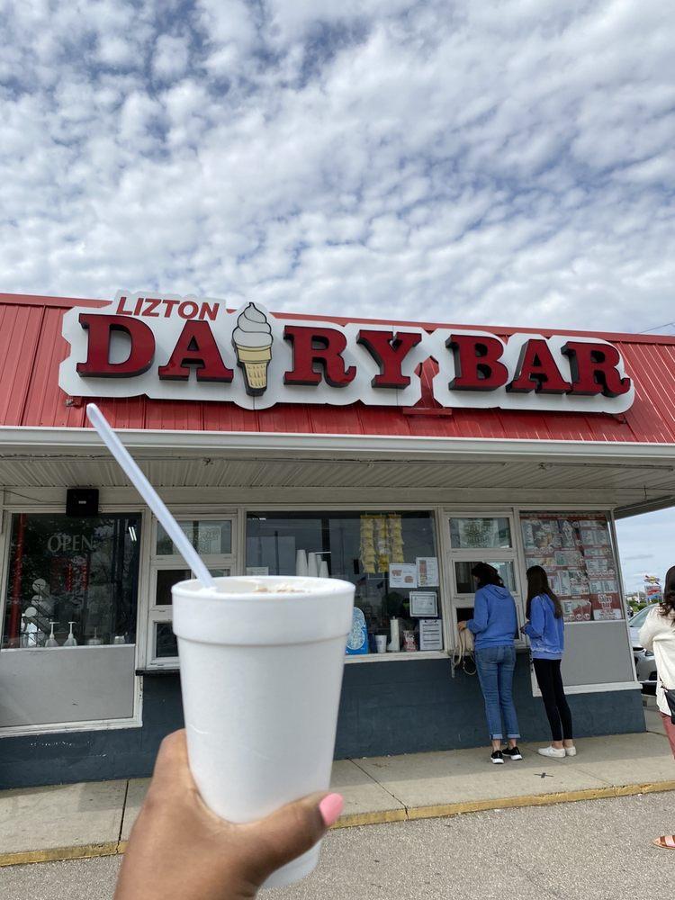Lizton Dairy Bar: 102 W Main St, Lizton, IN