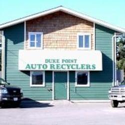 Photo of Duke Point Auto Recyclers - Nanaimo, BC, Canada