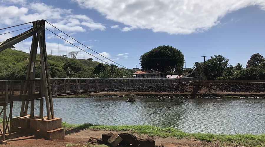 Photos For Hanapepe Swinging Bridge Yelp