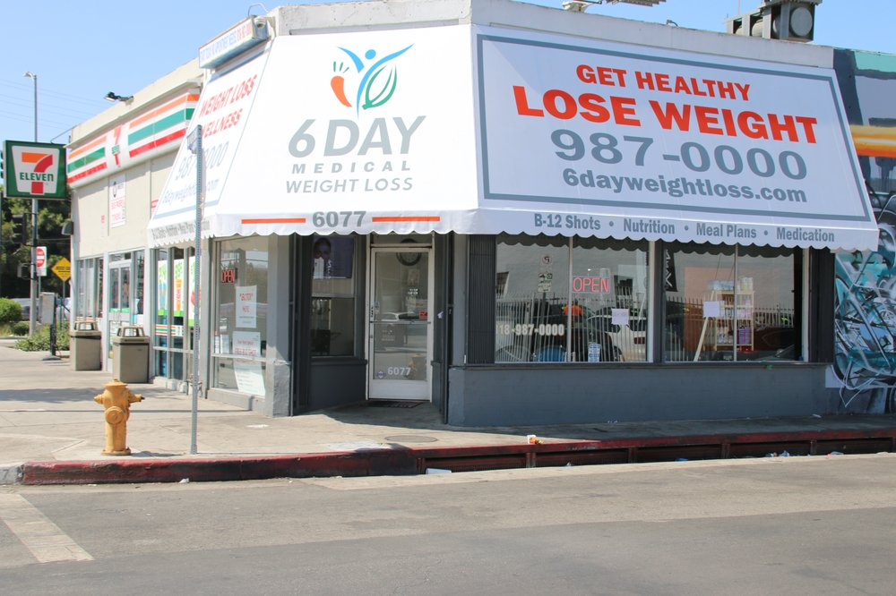 6 Day Weight Loss 23 Photos Weight Loss Centers 6077 Van Nuys