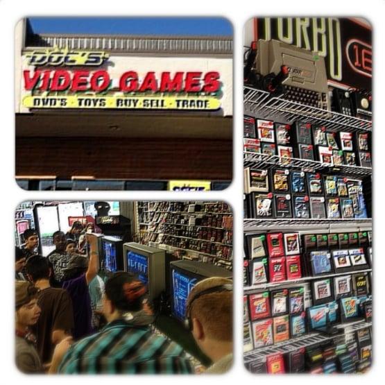 Docs video games vente de jeux vid o 6790 sheridan blvd arvada co tat - Vente privee numero telephone ...