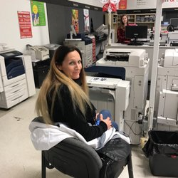 Great Photo Of Office Depot   Jacksonville Beach, FL, United States. Happy  Because Nick