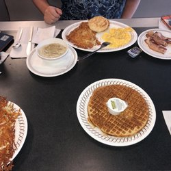 18 Waffle House