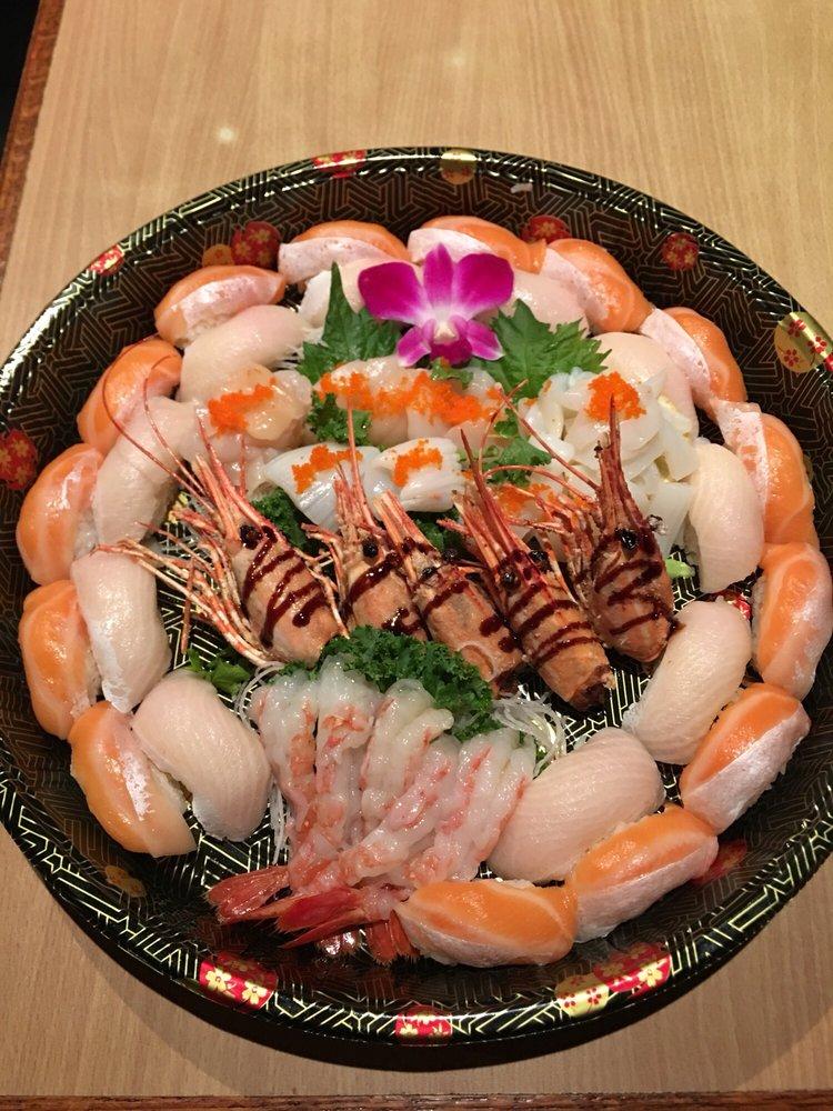 Sakura Sushi Bar & Asian Cuisine: 1525 S Atherton St, State College, PA