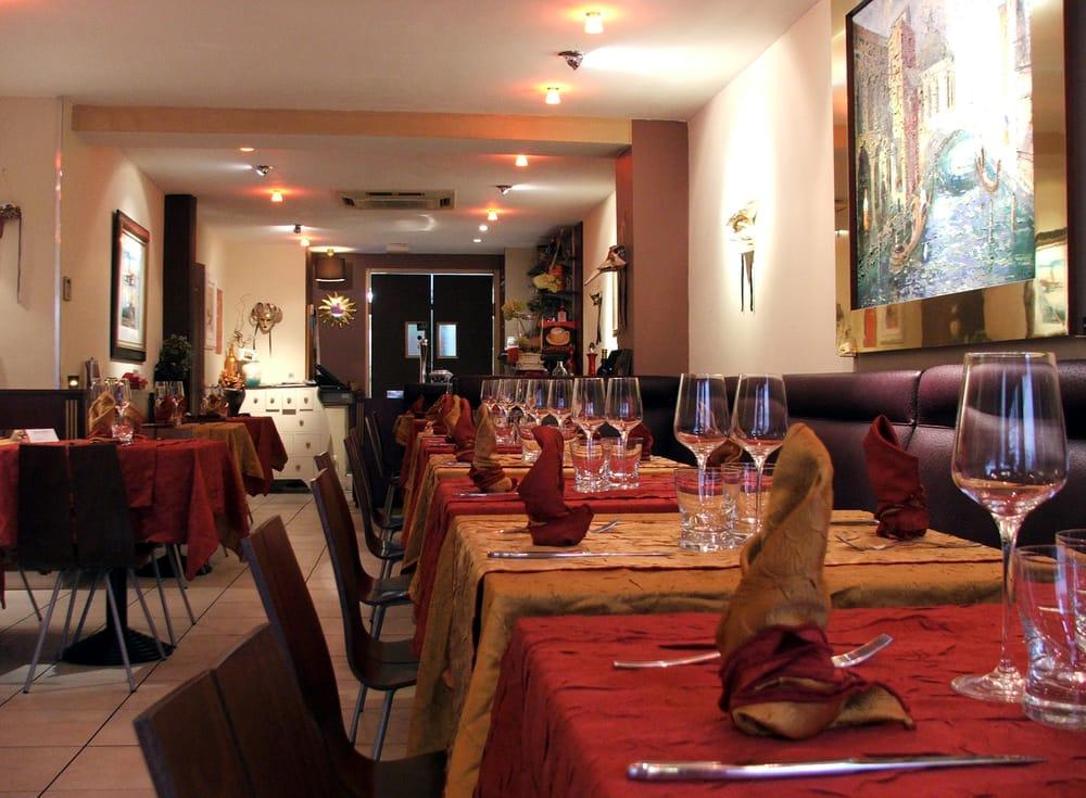 la petite venise ristorante 11 foto 39 s 56 reviews italiaans 35 rue mar chaux nancy. Black Bedroom Furniture Sets. Home Design Ideas