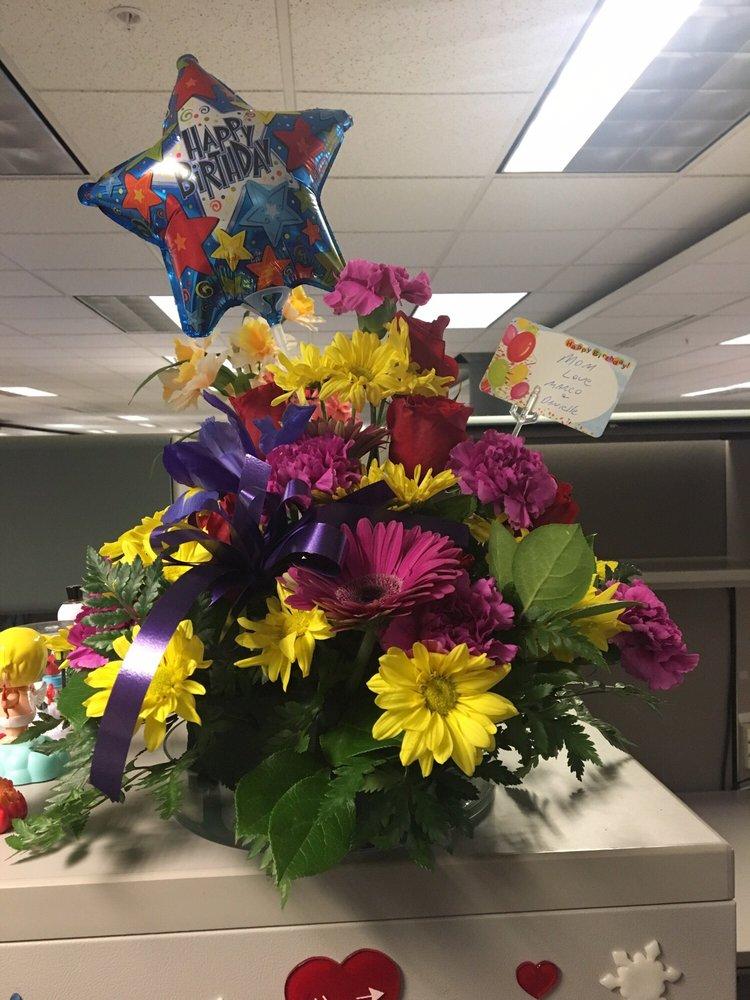 Decker's Flowers: 295 Blackman St, Wilkes Barre, PA