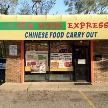 New Moon Express Closed Chinese 8505 W 9 Mile Rd