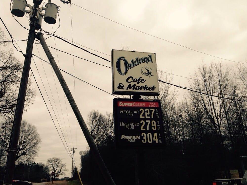 Oakland Cafe & Minimart: 5420 County Road 15, Florence, AL