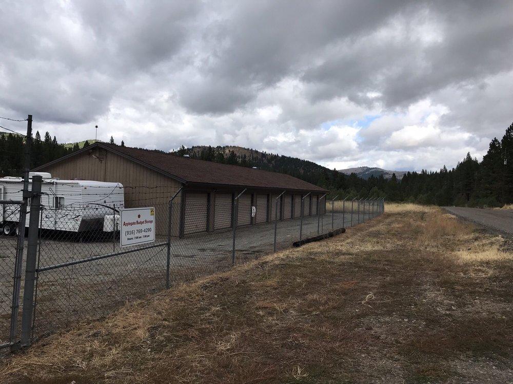 Applegate Budget Storage: 595 Taylor Ave, Portola, CA