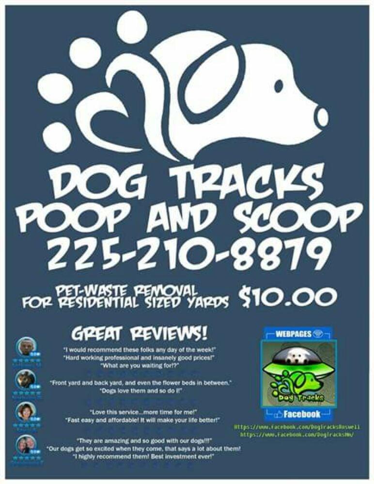 Dog Tracks: Roswell, NM