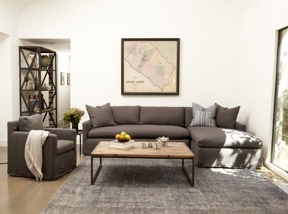 Louis Sectional Sofa - Yelp