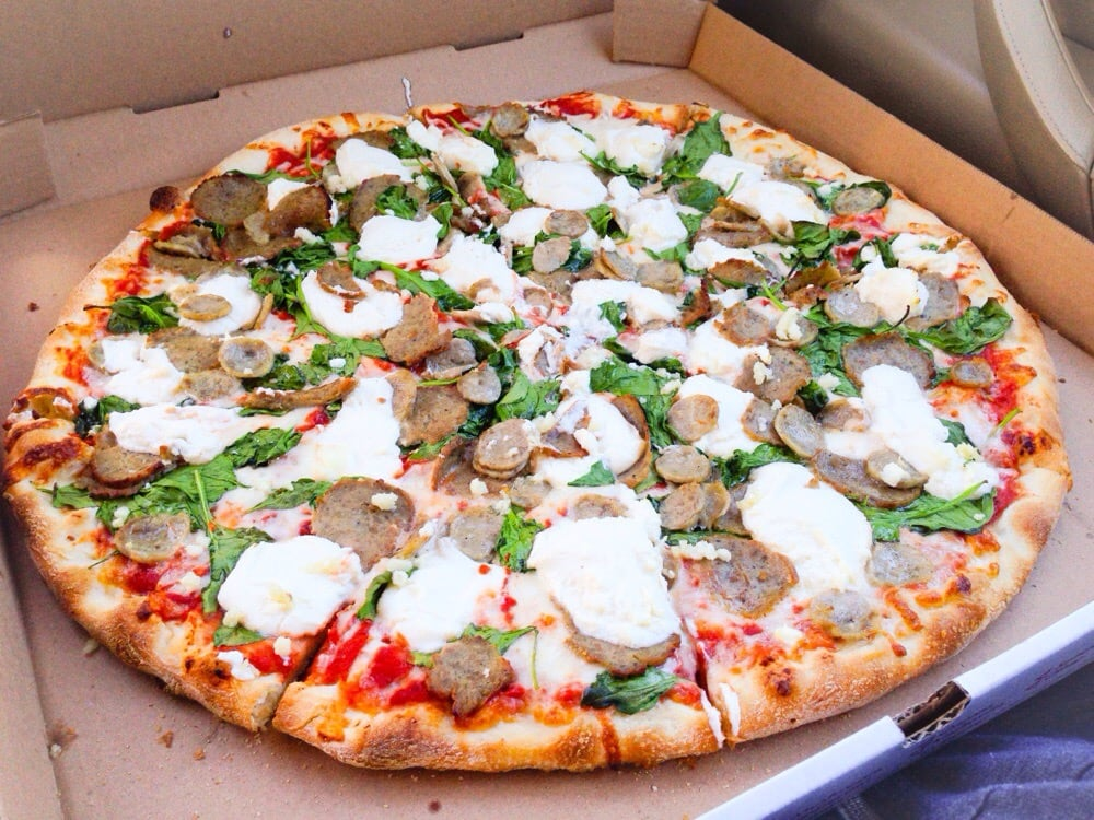 La Vera Pizza Virginia Beach