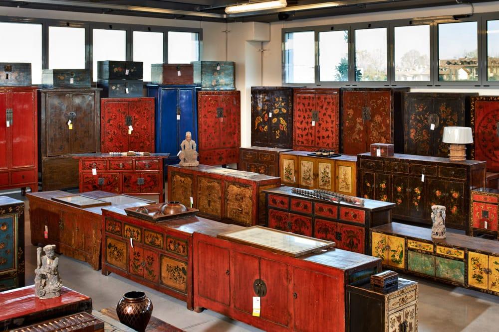 Latitudini mobili antiques via dante alighieri 32 cernusco sul naviglio milano italy - Mobili orientali milano ...