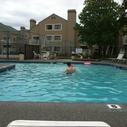 Photo Of Hawthorn Suites By Wyndham Kent Wa United States Relaxing