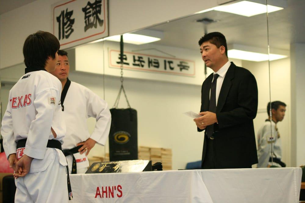 Ahn's Tae Kwon Do: 6869 Frankford Rd, Dallas, TX