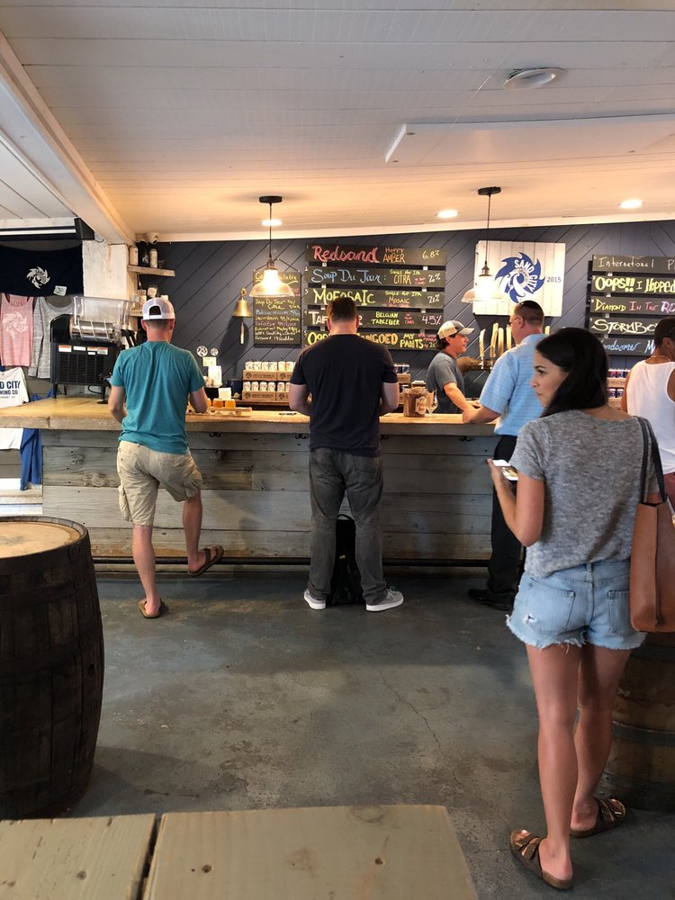Sand City Brewing: 60 Main St, Northport, NY
