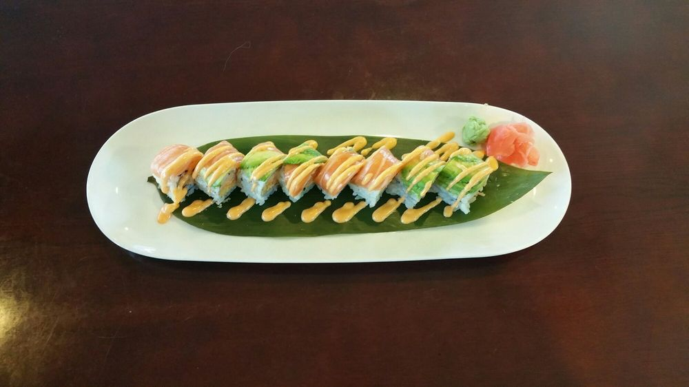 Sushi Bar: 630 Clifty Dr, Madison, IN