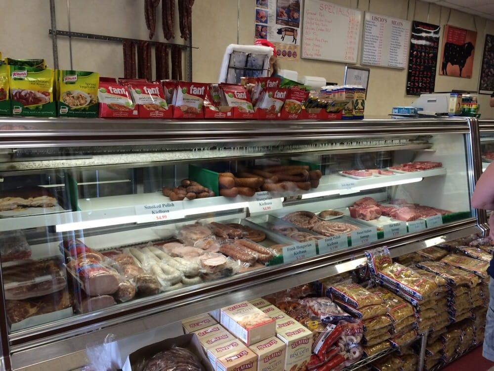 Liscio's Meat Land: 541 Broadbridge Rd, Bridgeport, CT