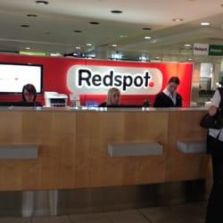 Redspot Car Rental Review