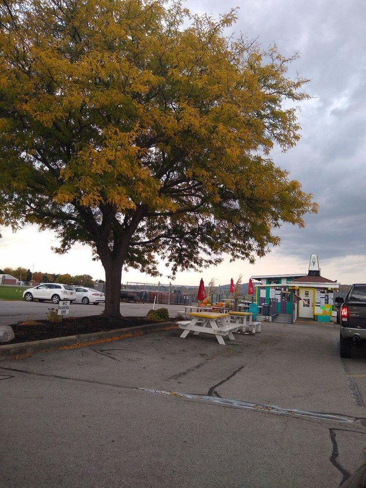 Ice Cream Island: 130 Village Plz, Dansville, NY