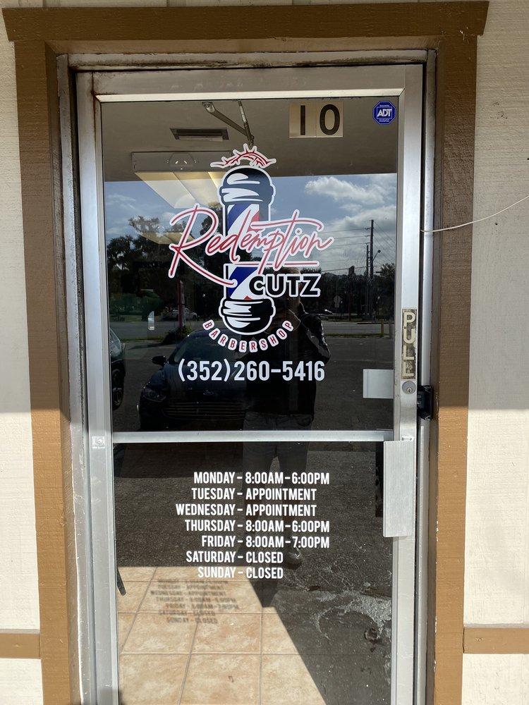 Redemption Cutz Barbershop: 15315 NW US Hwy 441, Alachua, FL