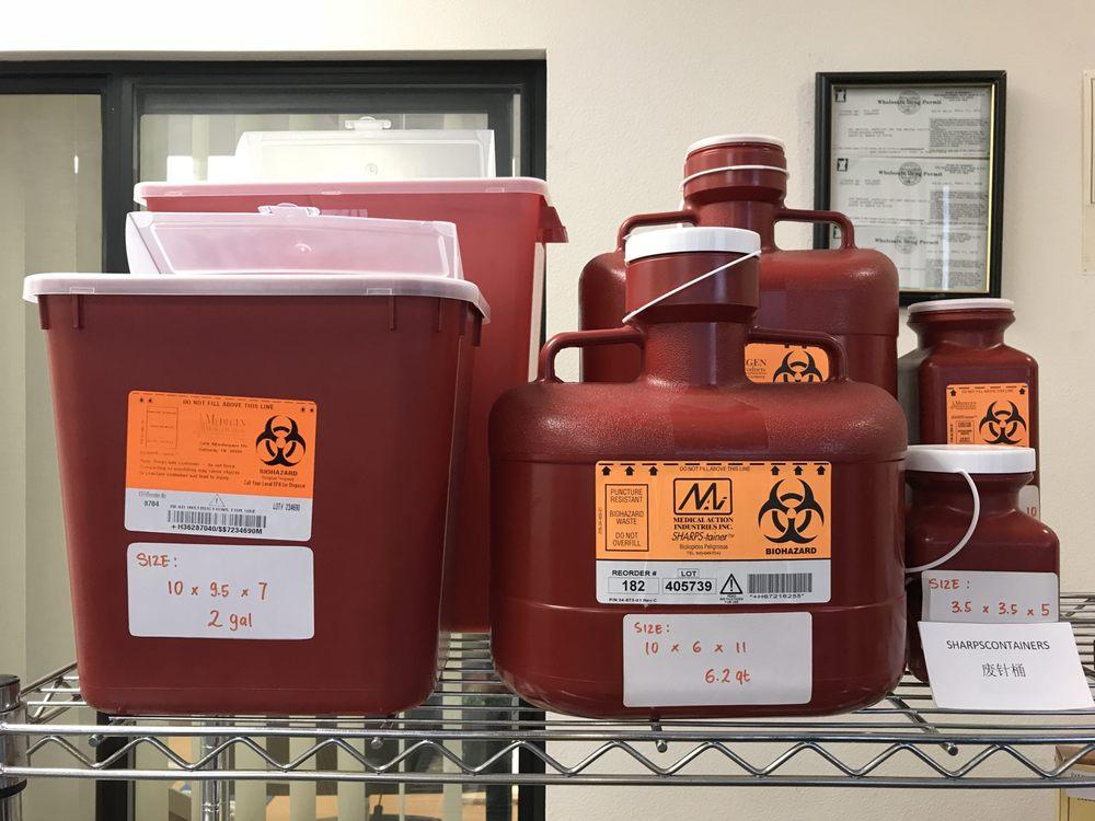 UPC MEDICAL SUPPLIES: 11030 Weaver Ave, South El Monte, CA