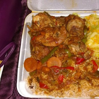 talk of the town jamaican restaurant