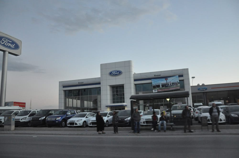 Ford: Etimesgut, Ankara, 06