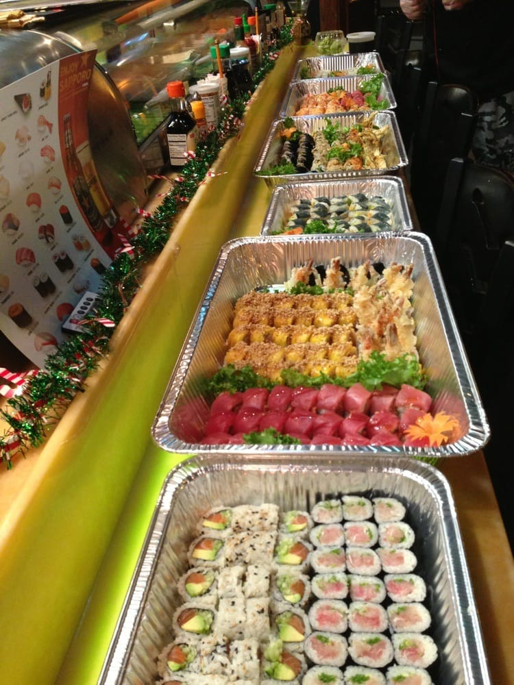 Catering order yelp - Shogun japanese cuisine ...