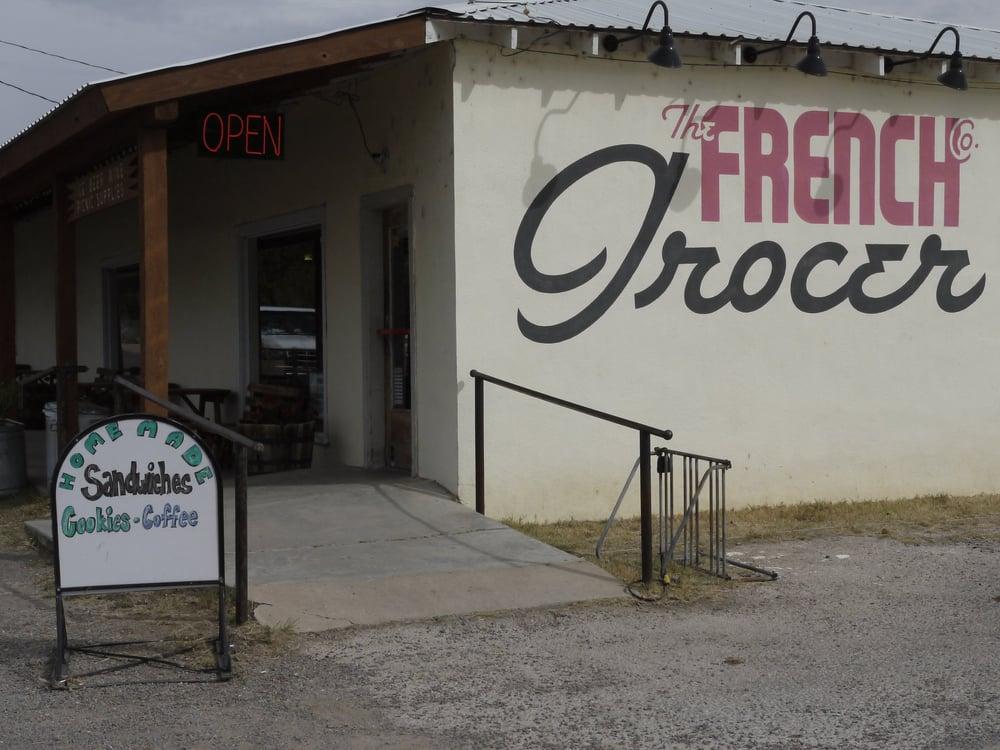 French Grocery: Avenue En, San Antonio, TX