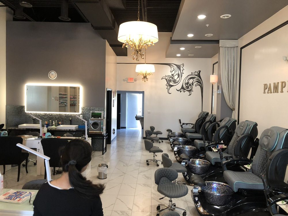 Pamper Me Nail Salon: 1400 N Highway A1A, Indialantic, FL