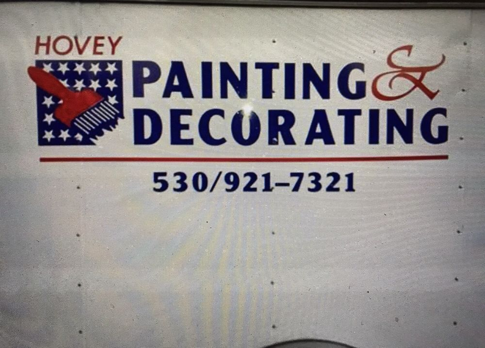 Hovey Painting and Decorating: Redding, CA