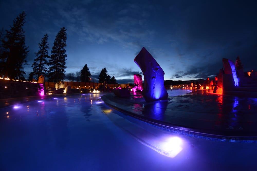Bozeman Hot Springs Campground & RV Park: 81123 Gallatin Rd, Bozeman, MT