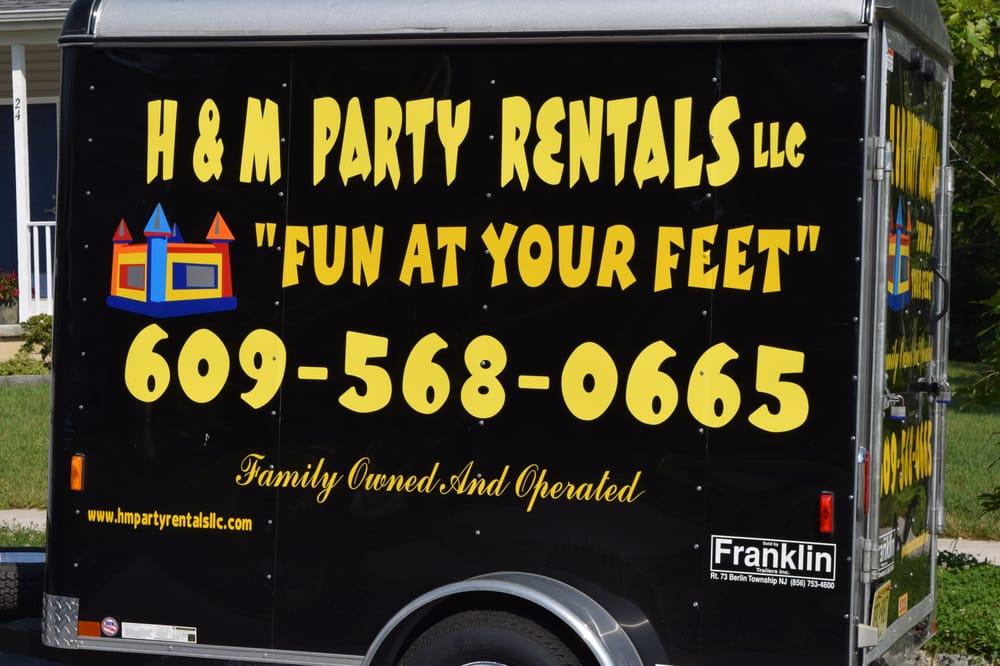 H & M Party Rentals