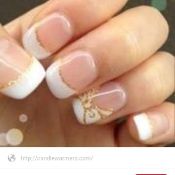 I do nail art