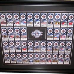 Joe daleys sports framing hobby shops winnipeg mb yelp photo of joe daleys sports framing winnipeg mb canada winnipeg jets solutioingenieria Choice Image