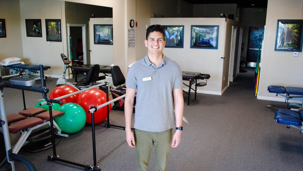 Meet Brandon, our excellent PT aide. Brandon received his BS in ...