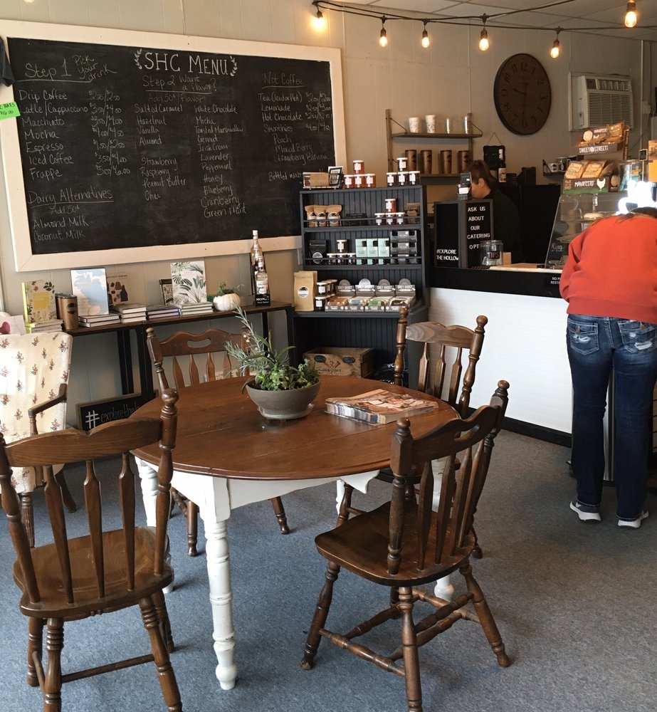 Spring Hollow Coffee: 211 W Church St, Bowling Green, MO