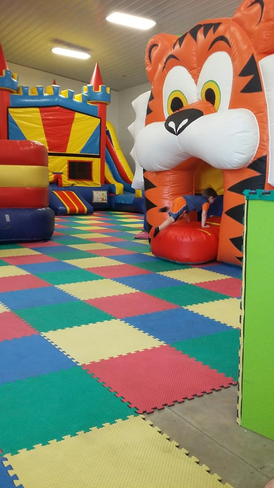 Big Bounce: 1701 S Main St, New Castle, IN