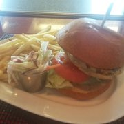 Tuna Burger - Menu - Legal Test Kitchen - Boston