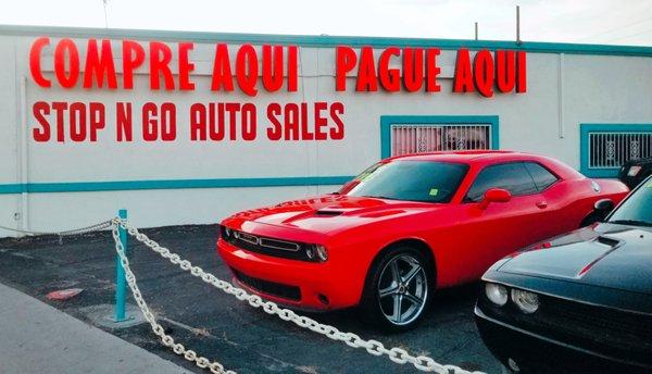 Stop And Go Auto >> Stop N Go Auto Sales 1333 E Charleston Blvd Las Vegas Nv