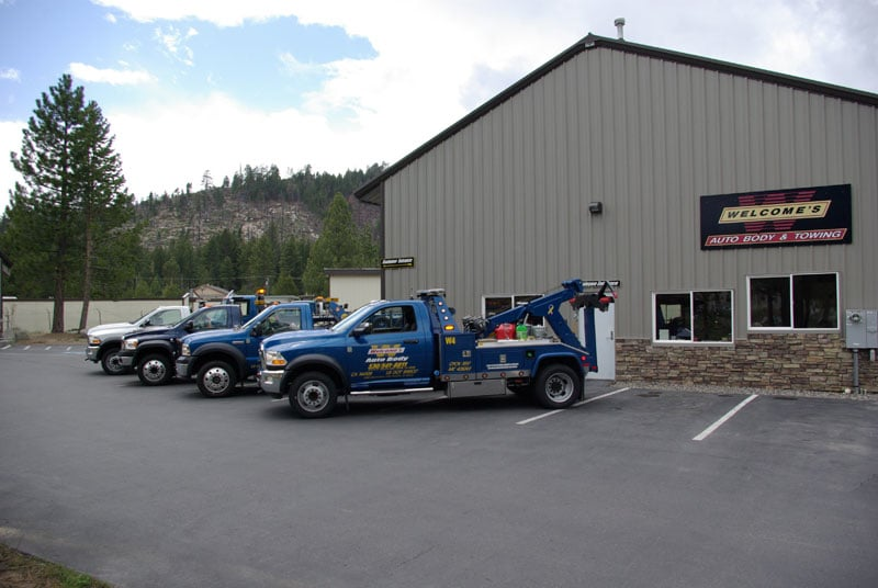 Towing business in Gardnerville Ranchos, NV