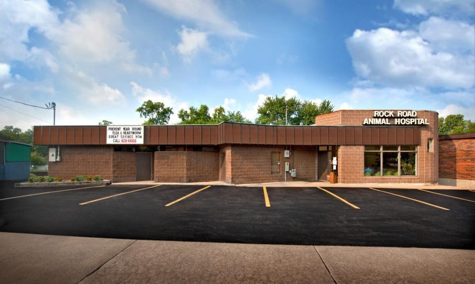 Rock Road Animal Hospital: 9418 St Charles Rock Rd, St Louis, MO