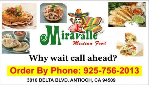 Mexican Food Antioch Ca Yelp