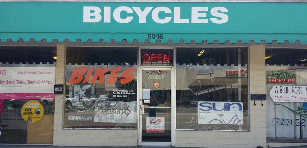 South Pinellas Bicycles: 5016 Gulfport Blvd S, Gulfport, FL