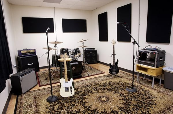 Top 5 Rehearsal Spaces In Los Angeles For Bands On A Budget