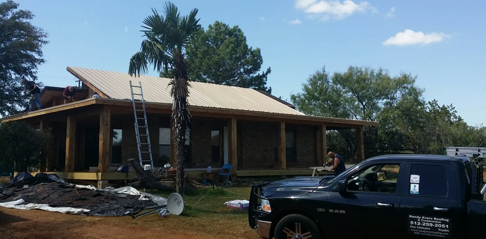 Randy Evers Roofing & Construction: Tow, TX